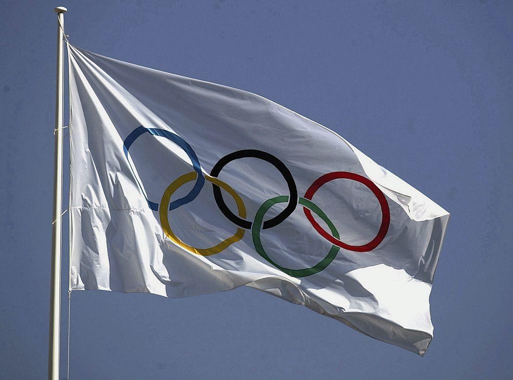 Die Olimpiese ringe is die simbool van die Spele.