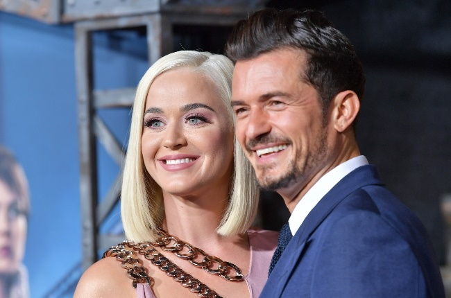 Katy Perry and Orlando Bloom. (Photo: Getty Images)