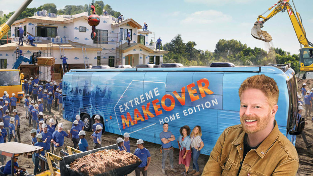 Watch Extreme Makeover Home Edition on DStv Now