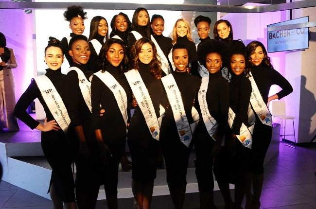 Miss South Africa 2019 top 16