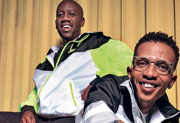 Thesis Lifestyle founders Wandile Zondo and Galebowe Mahlatsi