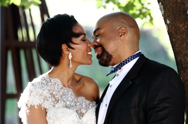 Connie and Shona Ferguson love each other deeply.