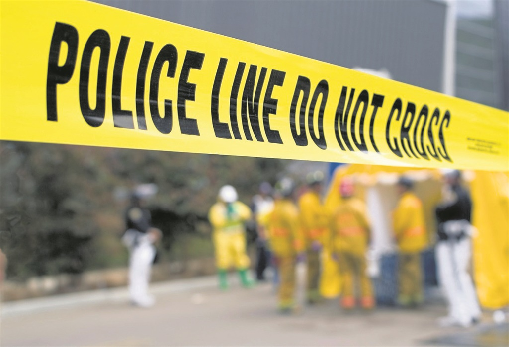 Two bodies were found dumped alongside a Cape Town road.