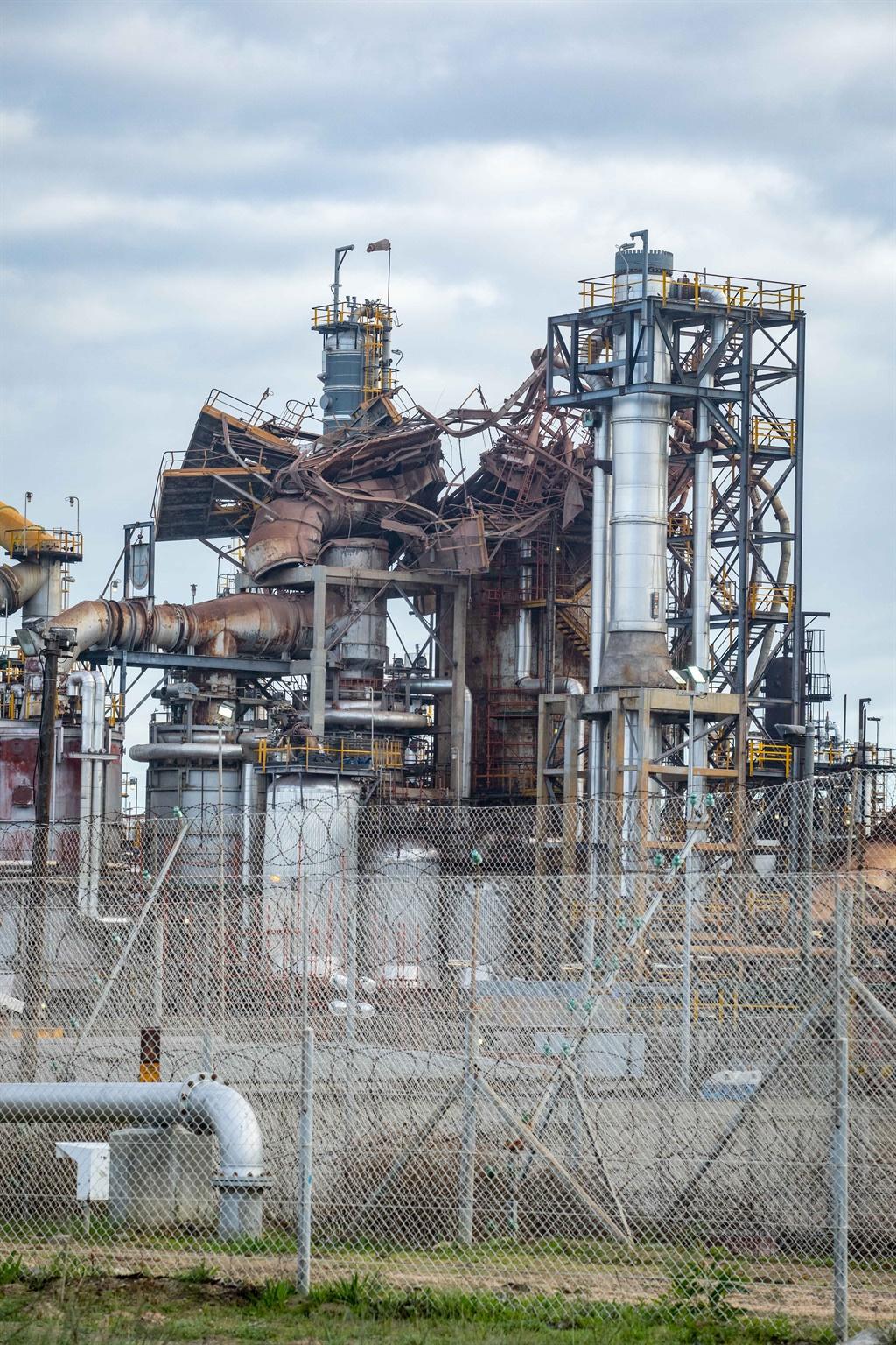 Astron Energy Milnerton refinery blast