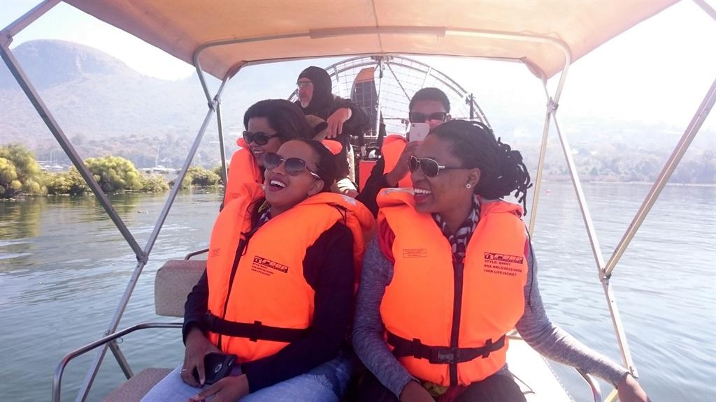 Airboat Afrika
