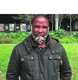 Bulelani Qolani: 'I want my dignity. Where is my dignity in the City of Cape Town' (GroundUp)