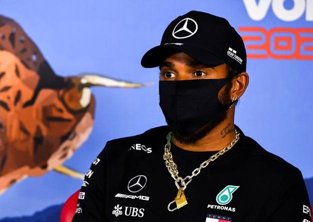 SPIELBERG, AUSTRIA - JULY 02: Lewis Hamilton of Gr