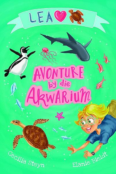 Avonture by die akwarium.