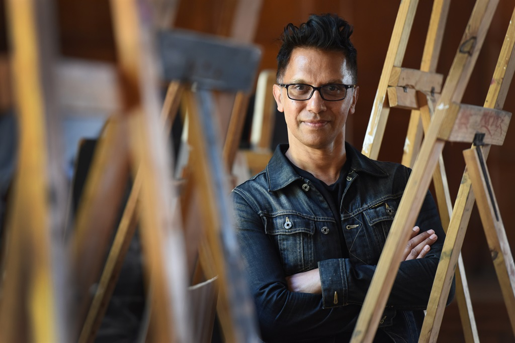 Associate Professor, curator and Knight of Arts and Letters, Jay Pather is the 2021 JOMBA! festival's legacy artist. (Photo: Michael Hammond/UCT)