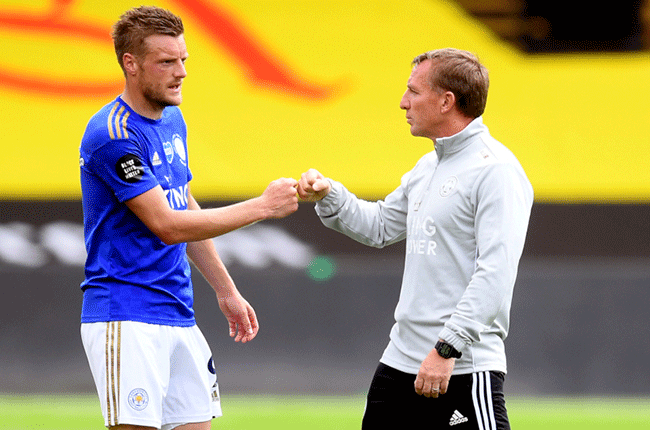 Jamie Vardy a 'total one-off' says former non-league chairman - News24