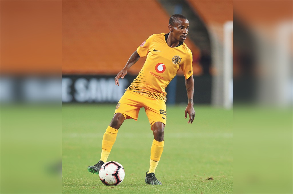 Joseph Molangoane in his last appearance in Kaizer Chiefs colours when he featured for 15 minutes against Golden Arrows at FNB Stadium in April last year.  Picture: Muzi Ntombela  BackpagePix
