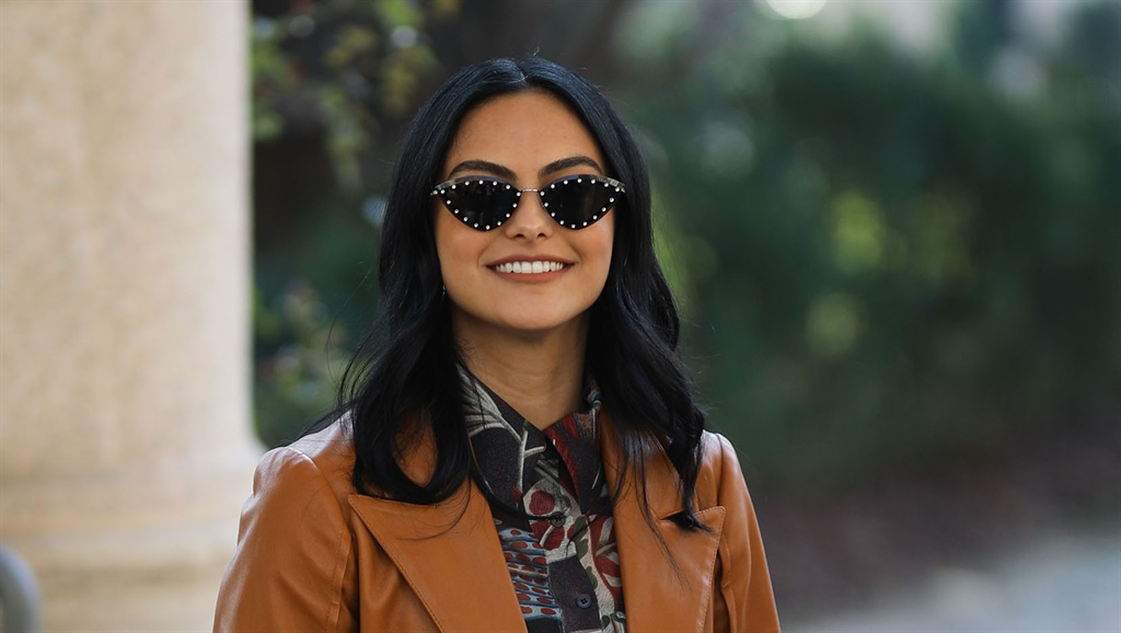 Camila Mendes. Photo by Jeremy Moeller/Getty Images
