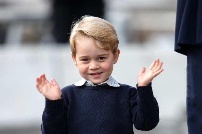 Prince George could follow in his father's footsteps with this major decision