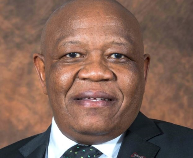 Gordon Kegakilwe.