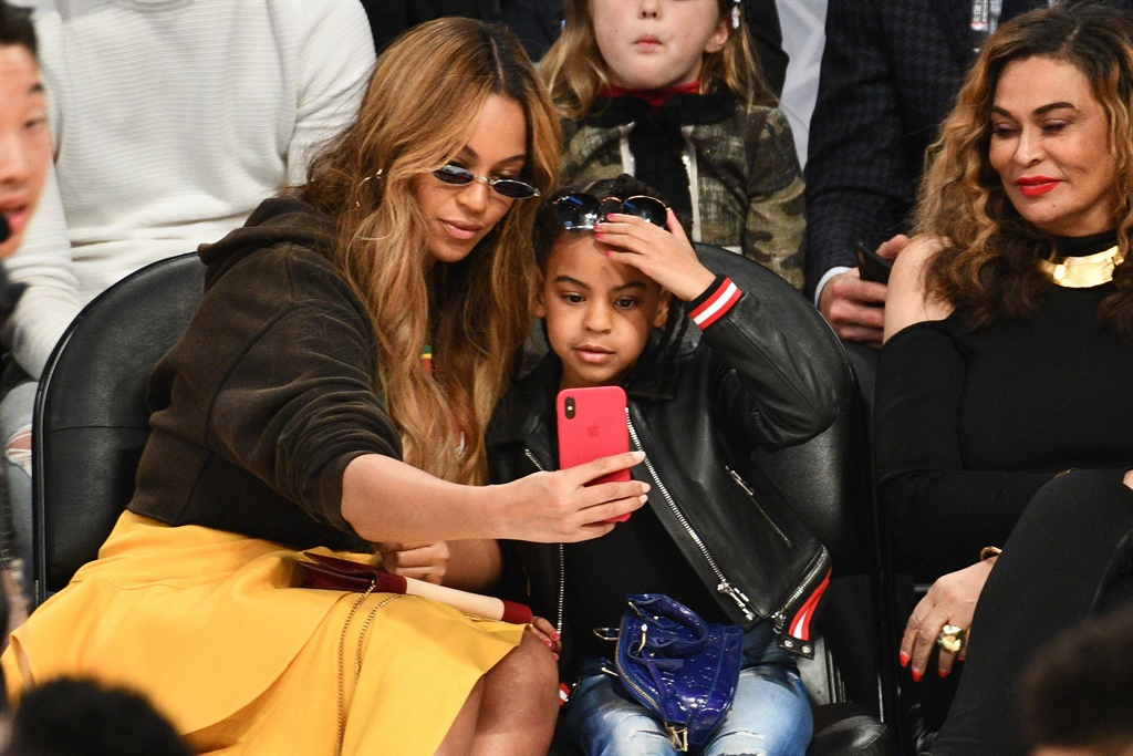 After eight years, Beyoncé wins legal battle to secure the trademarks for Blue Ivy's name. (Photo by Allen Berezovsky/Getty Images)