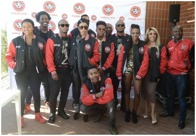 Artists who were signed to Mabala Noise when it launched in 2016.