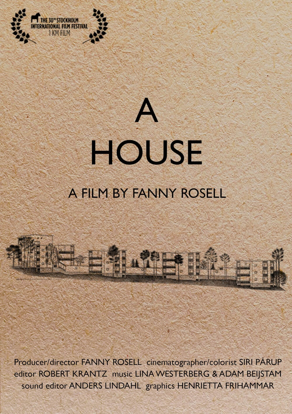 A House directed by Fanny Rosell