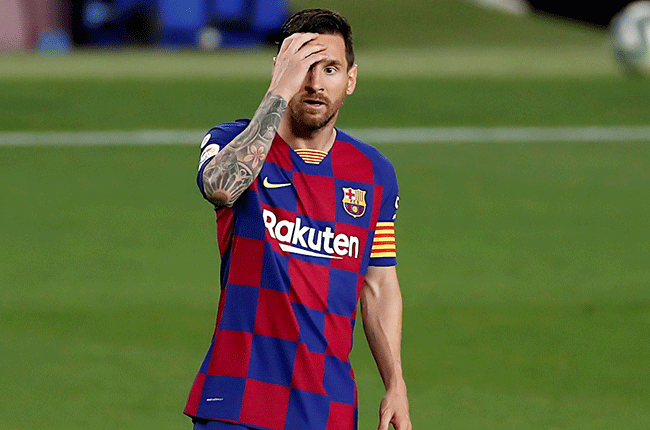 This is Lionel Messi's last season at Barcelona, says club legend Rivaldo