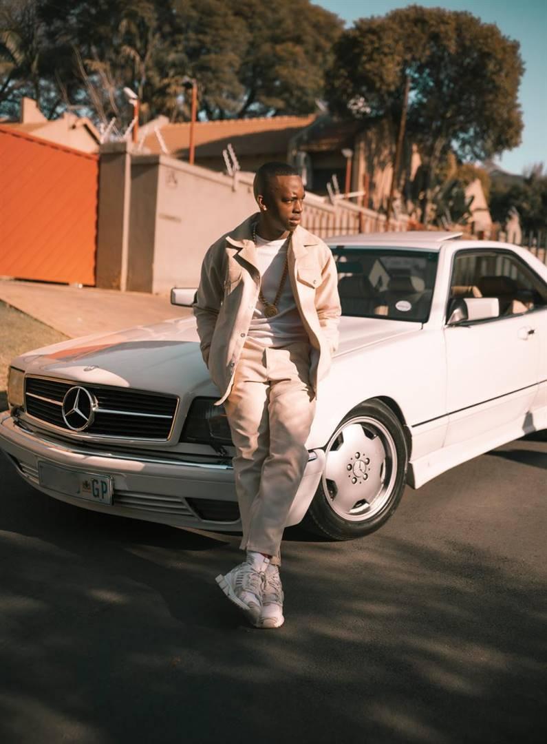 Nkululeko Nciza a.k.a Ciza Nciza releases his first major single. Picture: maverick seizure