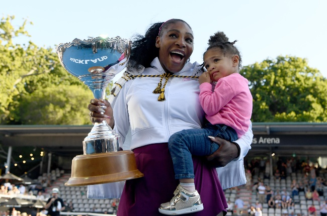 Serena Williams and Alexis Olympia Ohanian. (PHOTO: GALLO IMAGES/GETTY IMAGES)