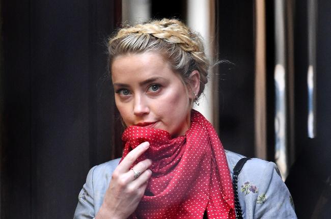 Amber Heard. (PHOTO:  Gareth Cattermole/Getty Images)