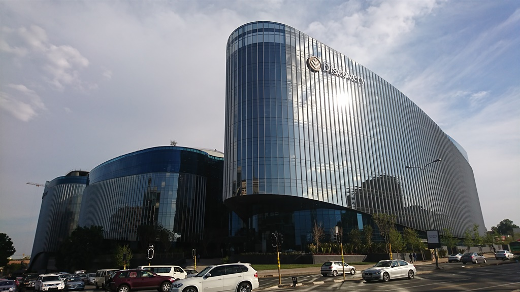Discovery's head office in Sandton.