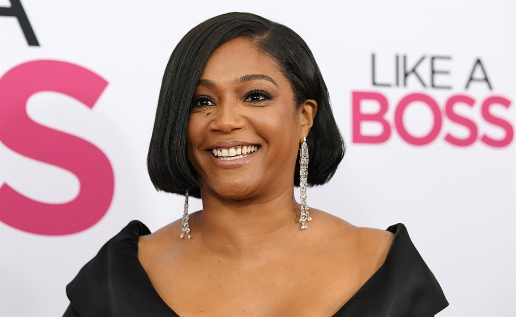 Tiffany Haddish attends the world premiere of Like A Boss at SVA Theater on January 07, 2020 in New York City. Photo by Dia Dipasupil/ WireImage/ Getty Images