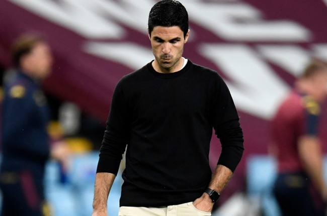 Mikel Arteta (Getty Images)