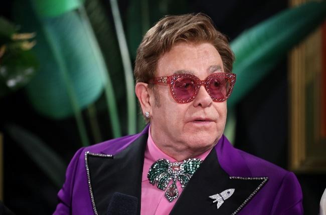 Elton John. (PHOTO: Rich Polk/Getty Images)