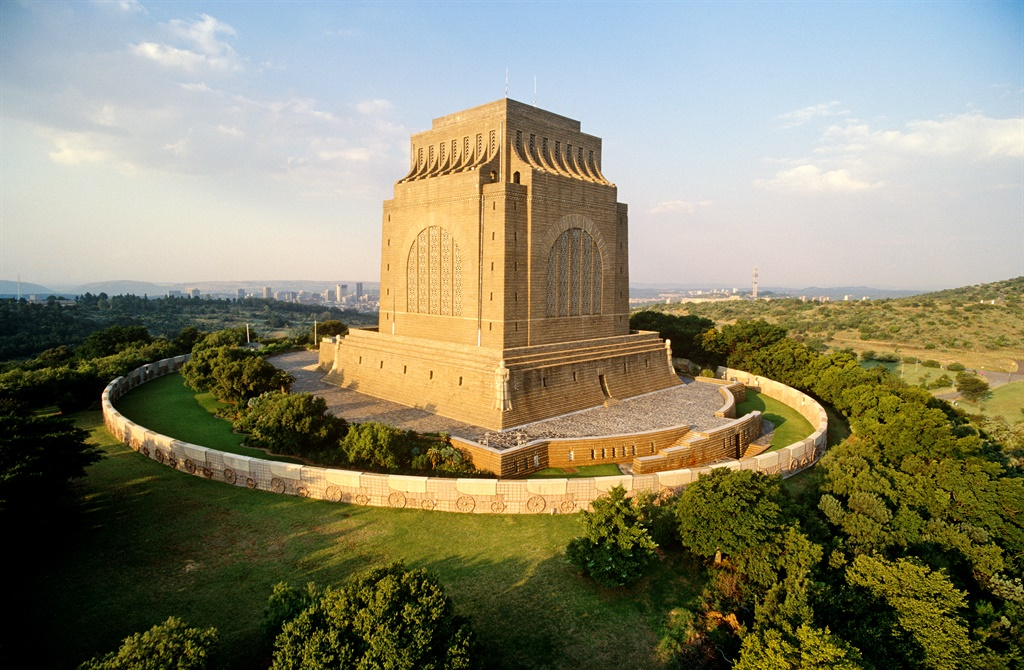 Voortrekker Monument, Pretoria, Gauteng (Photo by Hoberman Collection/Universal Images Group via Getty Images)
