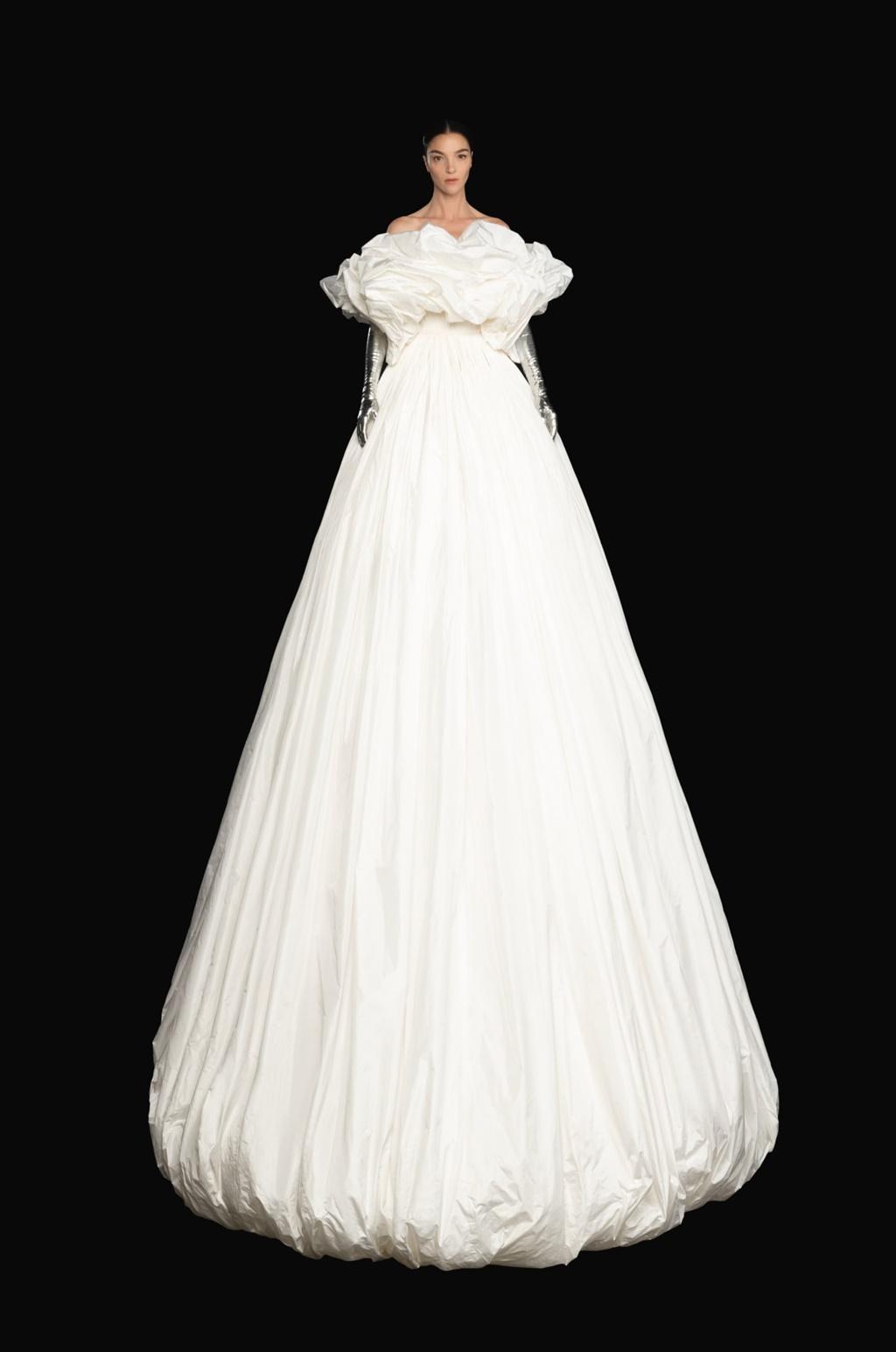 valentino bridal inspo