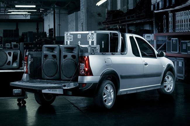 2020 Nissan NP200 (Nissan SA)