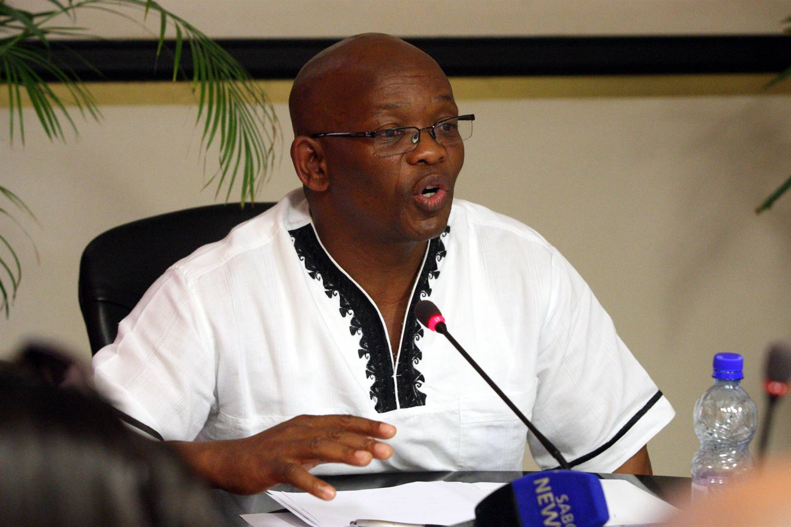 Cogta MEC does about-turn, denies he intended to dissolve Nelson Mandela Bay council - News24