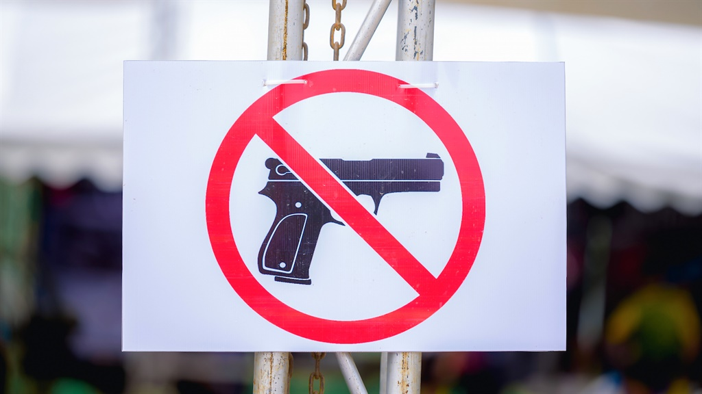 Police have warned the public to surrender unlicensed or unwanted firearms.