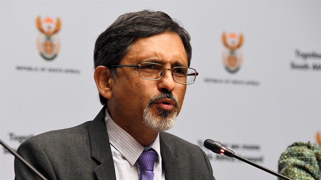Minister of Trade and Industry, Ebrahim Patel.