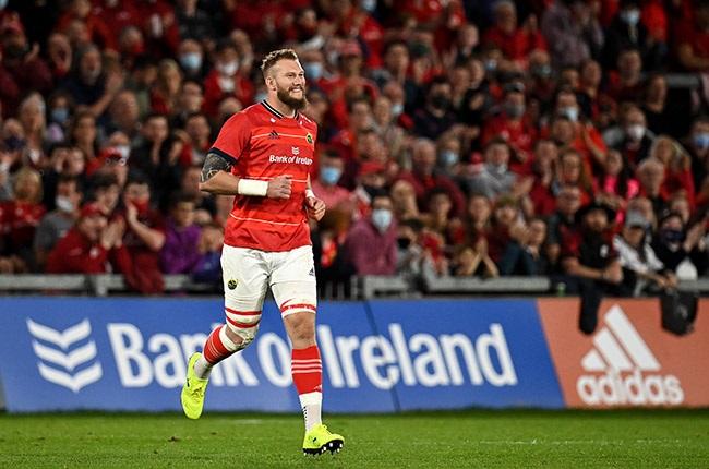 RG Snyman returns for Munster (Getty)