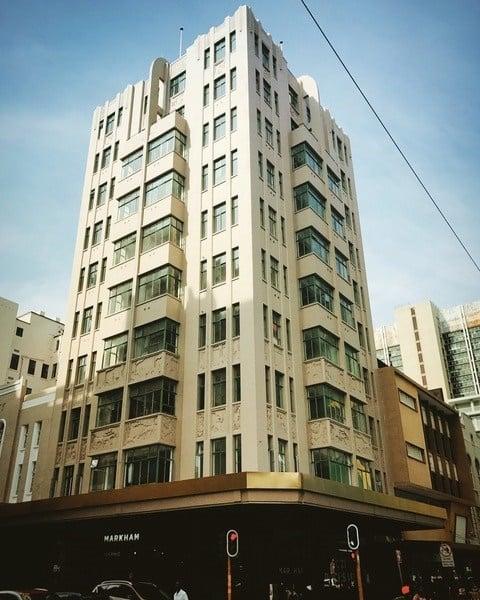 Dunvegan Chambers - Pritchard Street