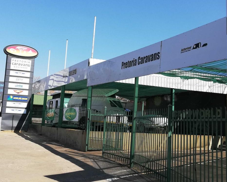 Pretoria Caravans & Outdoo