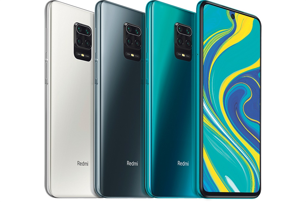 The Redmi Note 9s is a phone that screams to be picked up and played with. Picture: Supplied