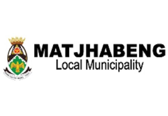Matjhabeng Local Municipality tender advert.