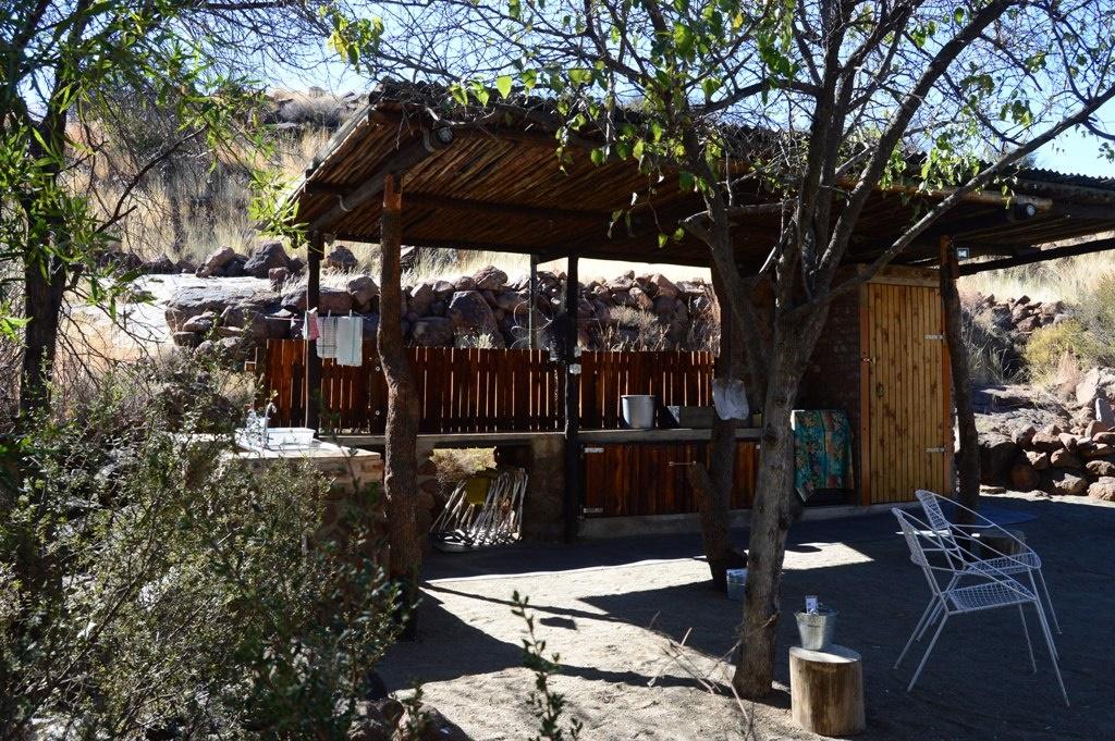 Bankfontein Tented Camp