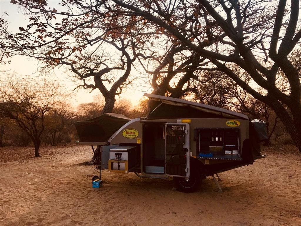 Kubu4x4 Trailer and Caravan Rentals