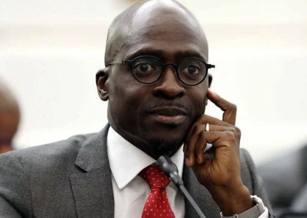 Former minister Malusi Gigagaba