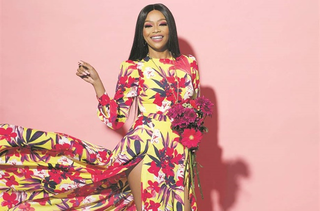 Bonang launches new app to protect women