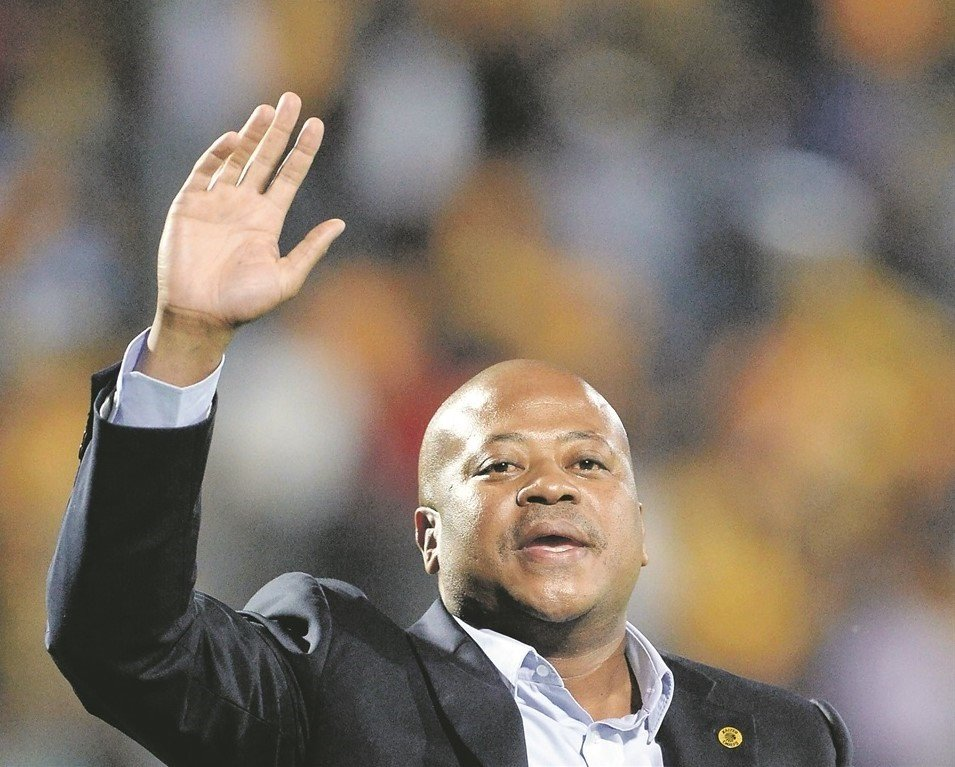 Motaung has been barred from any club activities, including attending matches, until August 31. Picture: Lefty Shivambu / Gallo Images