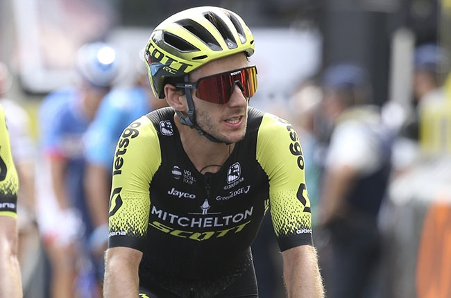 Adam Yates. (Photo by Jean Catuffe/Getty Images)