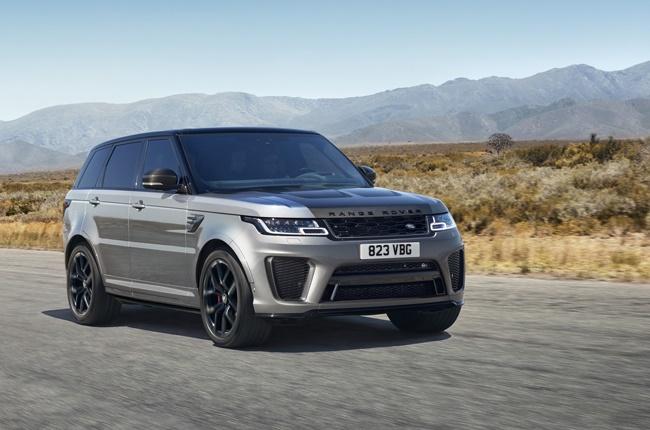 2021 Range Rover Sport SVR Carbon Edition (MotorPress)