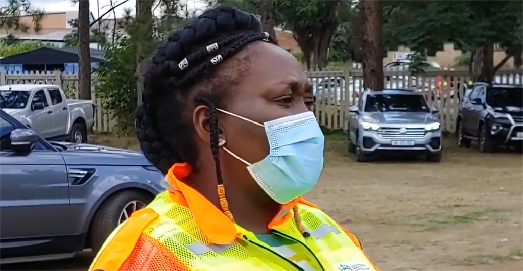 Makeshift parking lot 'flu clinic' at KwaZulu-Natal hospital there for more than a month - MEC - News24