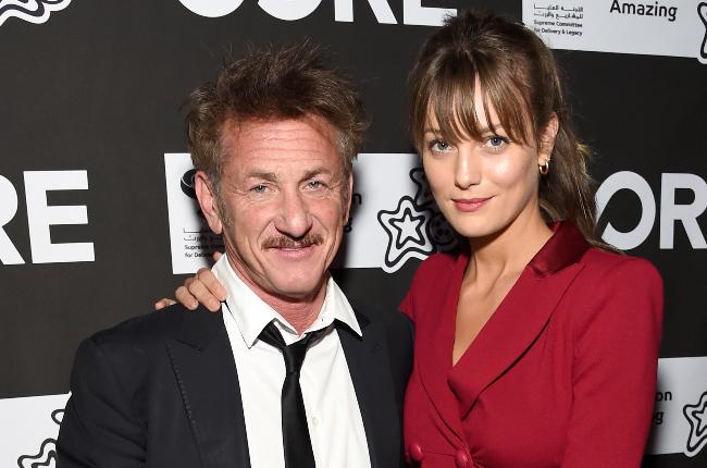 Sean Penn and Leila George (Photo: Getty/Gallo Images)