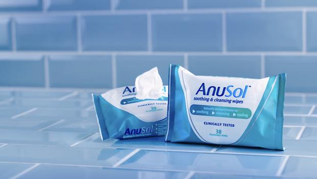 Ansusol wipes.